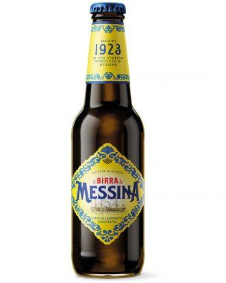 BIRRA MESSINA Sicilian Lager 330ml